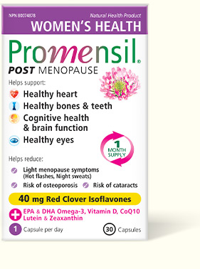 Promensil - Post Menopause
